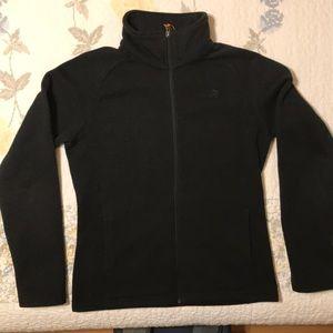 The North Face knit fleece W's Med Black